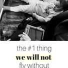 Tips For Flying With Toddlers/Kids