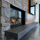 Fireplace Surrounds - Feel Right at Home with a Concrete Fireplace