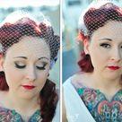 Tattooed Wedding Photography Las Vegas | Destination Photographer | Rock N Roll