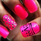 Princess Nail Designs