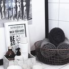 Badezimmer aufpimpen: Mit DIESEN 18 Tricks wird euer Bad super stylisch!