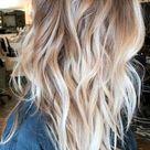 10 Edgiest Blonde Balayage Hair Color Ideas   Balayage Hairstyles 2021
