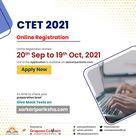CTET 2021   Online Application Start   Sarkaripariksha