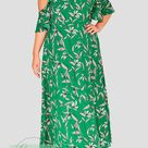 Plus Size Maxi Dress   16