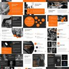 36+ Best Project introduction PowerPoint template