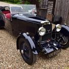1934 Aston Martin Long Chassis Tourer.   vandpcars