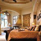 Mediterranean Style House Plan - 4 Beds 5.5 Baths 6524 Sq/Ft Plan #930-325