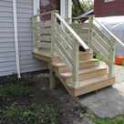 We DIY'ed Some Front Porch Railings (Finally!)