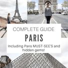 5 Days in Paris Itinerary - Ultimate Travel Guide