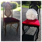 Wooden Chair Redo