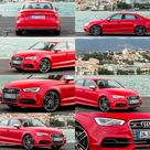 Hottest LA Debuts 2015 Audi A3 and S3 Spell Trouble For Subaru, Lexus, Ford, Acura...