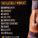 Flat Stomach Workouts