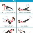 Flacher Bauch in 10 Minuten Mit diesem Workout funktioniert's