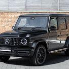 2019 Used Mercedes-Benz G-Class Amg G 63 4Matic | Obsidian Black Metallic