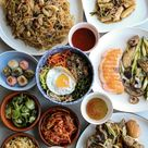 Feast on authentic and gourmet Korean food