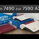 Von 7490 zur 7590 AX upgraden: Lohnt sich das?