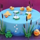 Pond Cake