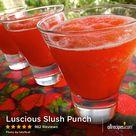 Slush Punch