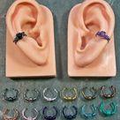 Wire Ear Cuffs