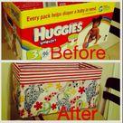 Diaper Boxes