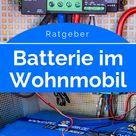 Wohnmobil-Batterie: Gel, AGM, Blei-Säure oder Lithium? - Campofant
