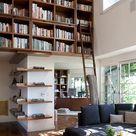 Bookshelf Ladder