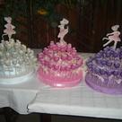 Ballerina Cake Pops