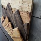 Newest Photographs pallet projects wall Style