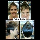 Women's Faux Hawk