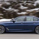 2018 BMW M550i xDrive First Drive