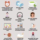 12 Gewohnheiten, für deine Morgenroutine