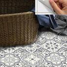 Tile Stickers - Decal for Kitchen/Bathroom Back splash/Floor: Bmix6