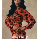 Abby Phillip In Conversation with Gayle King