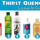 Top 8 Thirst Quenching Leave In Conditioners For Your Hair
