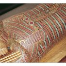 A1 Poster. Detail of a canopic coffin from the Tomb of