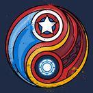 Marvel Superhero Logos