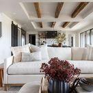 Weißes Sofa   Dekoration   Interior Design