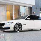 2013 BMW 750i on Velos Designwerks 22