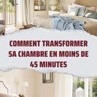 Transformer Sa Chambre en 45 Minutes Pour Moins de 150 Euros