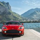 2017 Aston Martin Vanquish Zagato Wallpapers   SuperCars.net