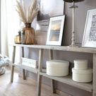 Dekosamstag: Vorher/Nachher - ein neuer Look für das Wohnzimmer!