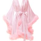 Blush Pink Robe