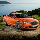 What It's Like: I Drove A 2015 Bentley Continental GT Speed 189 MPH