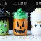 Mason Jar Cupcakes