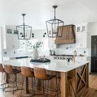Modern Mountain Kitchen Remodel: The Big Island Takeover - Krista Gilbert