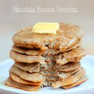 Vegan Oatmeal Pancakes