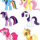 Pixel: My Little Pony FIM by Anie on DeviantArt