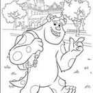 Kids-n-Fun   45 coloring pages of Monsters University