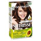 Garnier Nutrisse Permanent Creme Dark Golden Brown Cappuccino 4.3