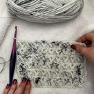 How to crochet the Y Stitch
